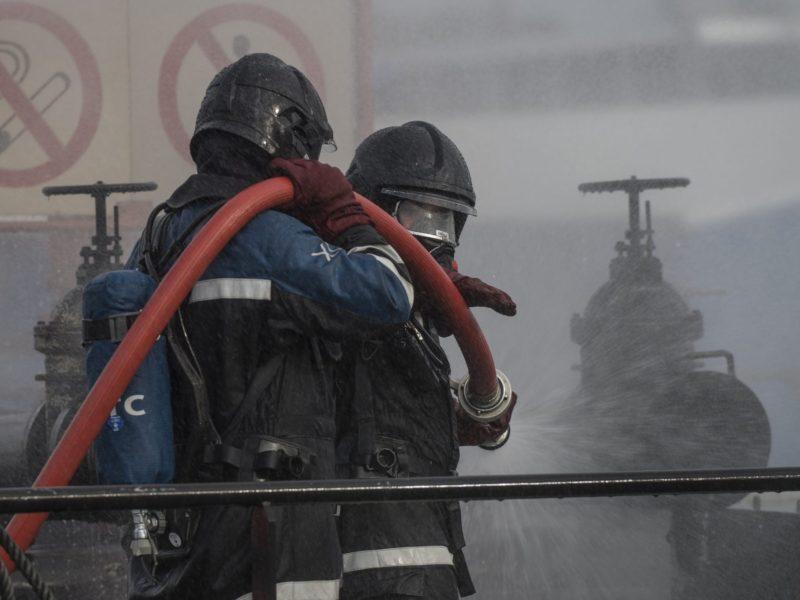 Advanced Fire Fighting Herhaling (STCW)*