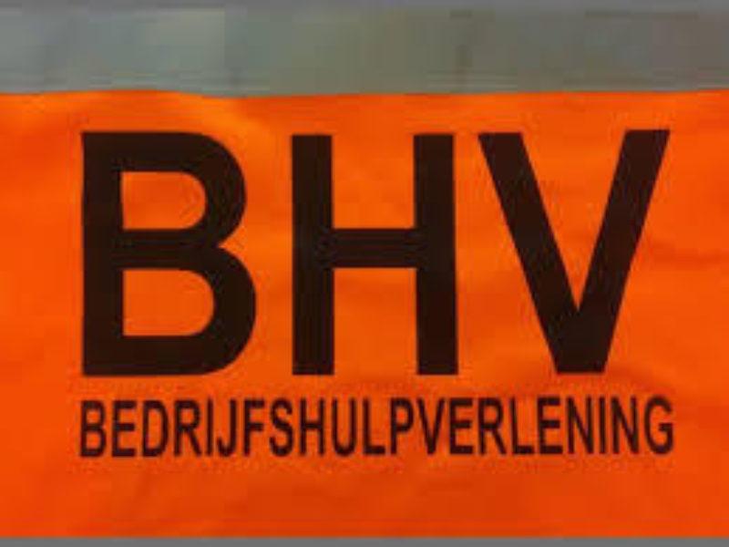 Bedrijfshulpverlening / BHV
