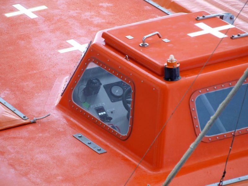 Proficiency in Survival Craft and Rescue Boats Herhaling (STCW)*