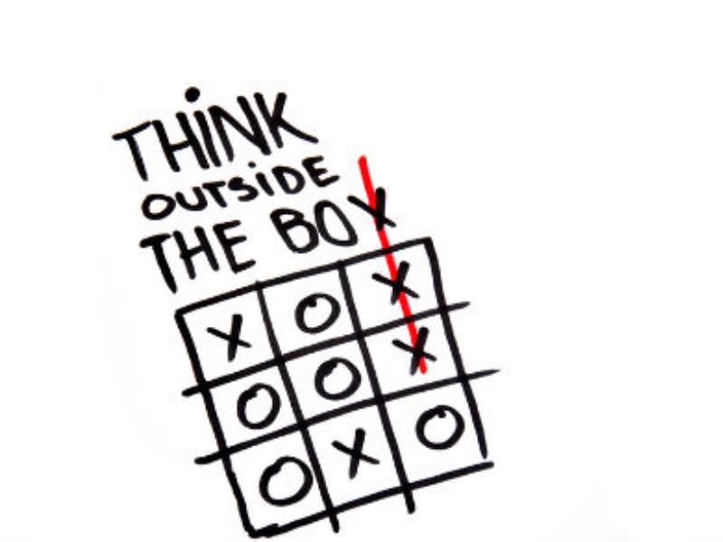 Daag jezelf uit | Creatief denken