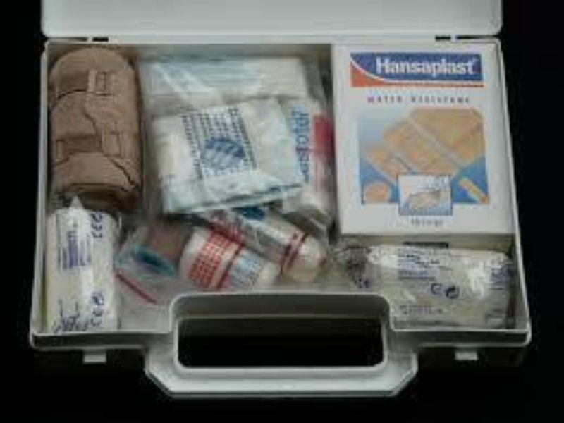 Eerste Hulp Bij Ongelukken / Herhaling